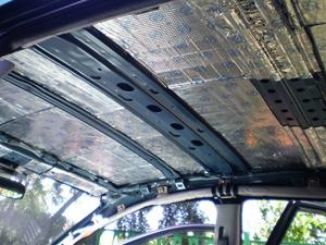 Организация шумоизоляции автомобиля